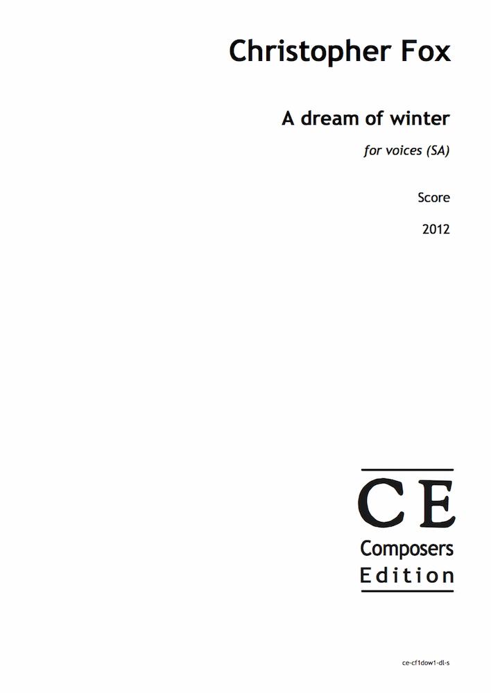A dream of winter