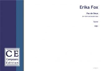 Erika Fox: Pas de Deux for violin and double bass