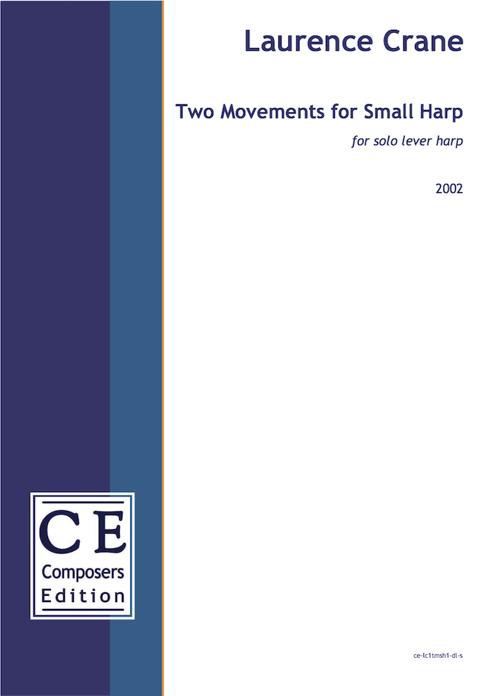 Two Movements for Small Harp