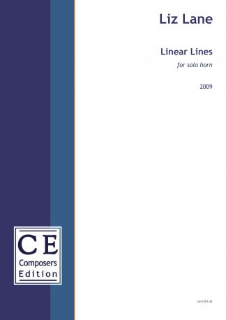 Liz Lane: Linear Lines for solo horn