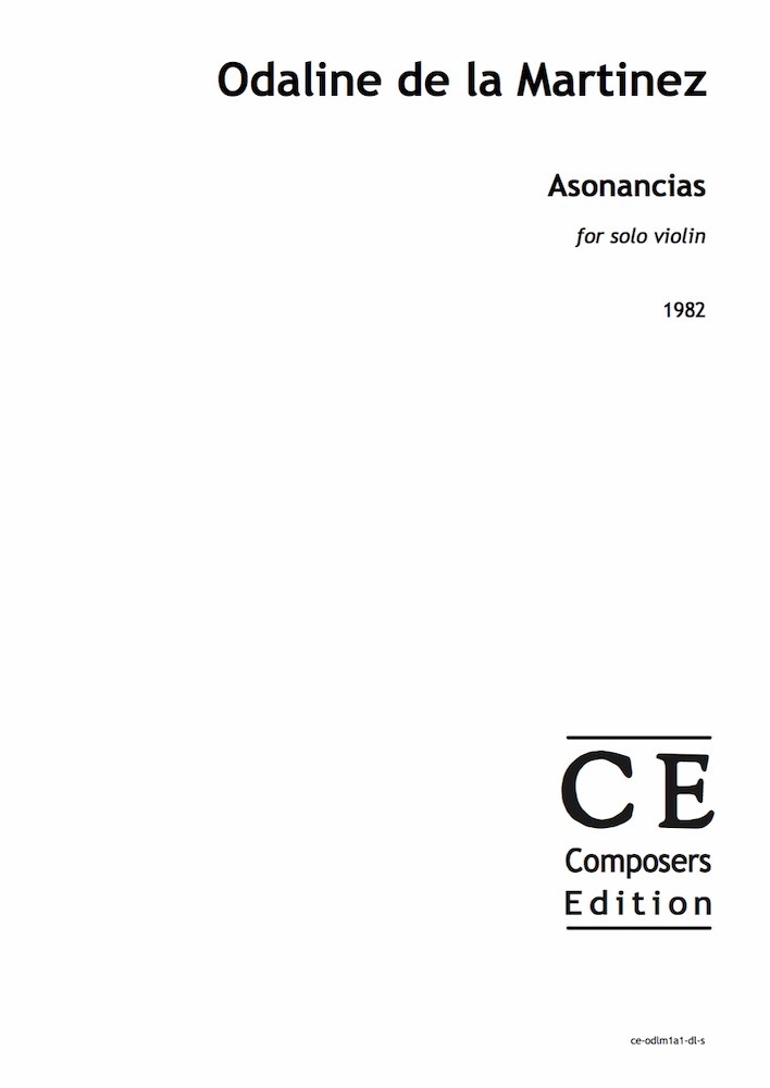 Asonancias