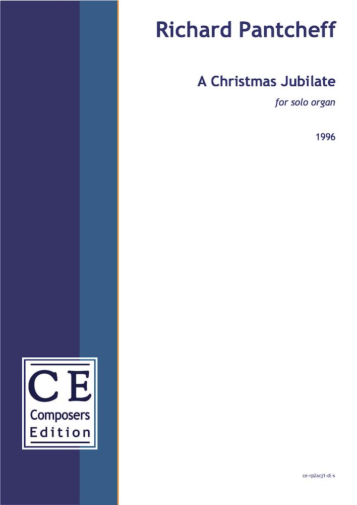 A Christmas Jubilate