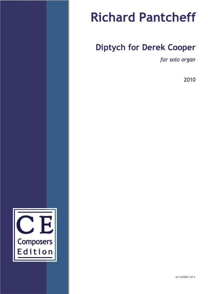 Diptych for Derek Cooper