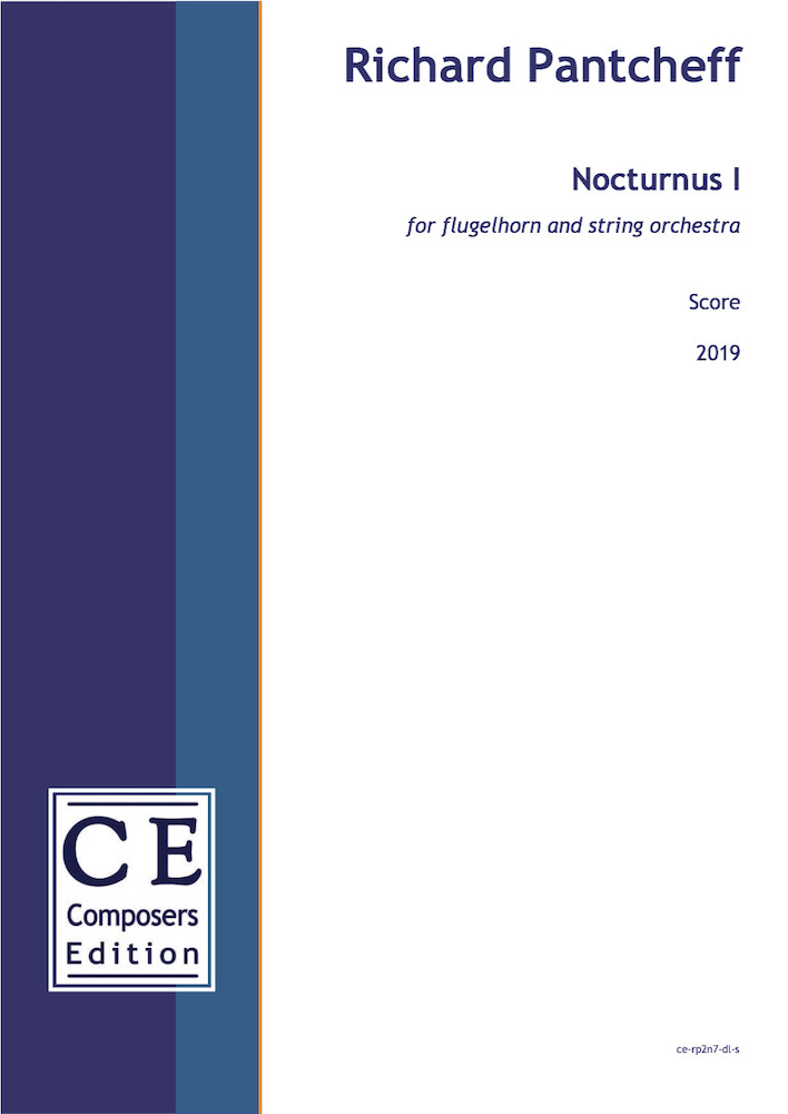 Nocturnus I (flugelhorn and string orchestra version)
