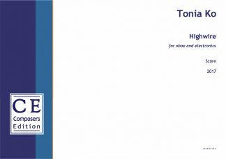 Tonia Ko: Highwire for oboe and electronics